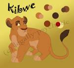 character sheet :KIBWE: