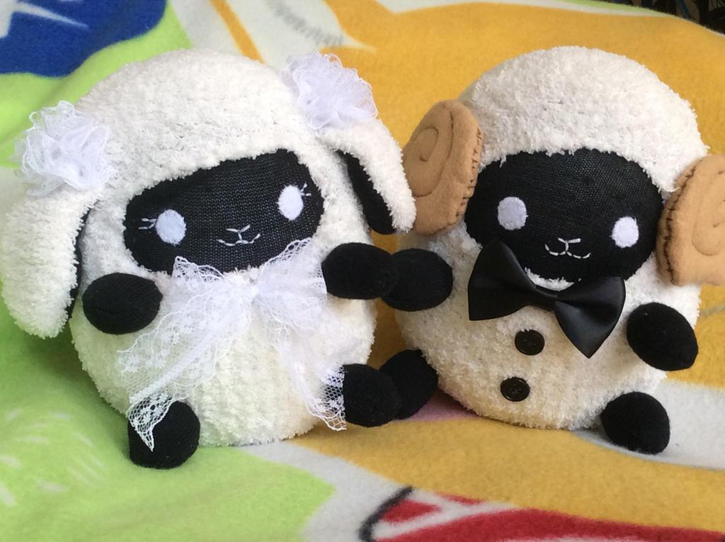 Lamb Wedding by Lily-L