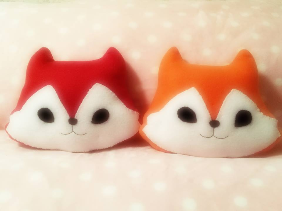 Fleece Foxes by Lily-L