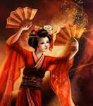 Geisha by bobba88
