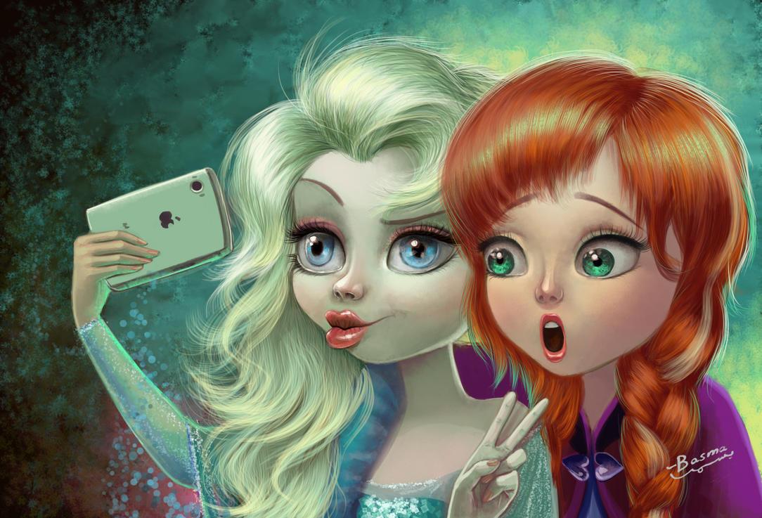 selfie by bobba88
