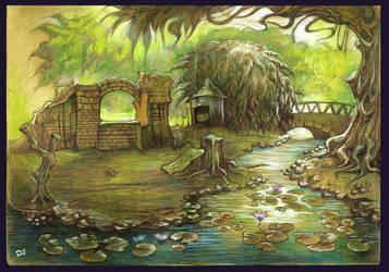 Orman garden by bobba88