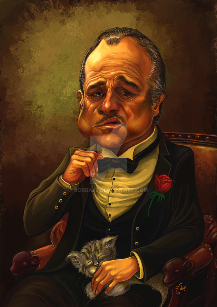 Don Corleone by bobba88