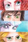 The Big Four Eyes