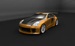 Nissan 350Z W.I.P. by TheSaladMan