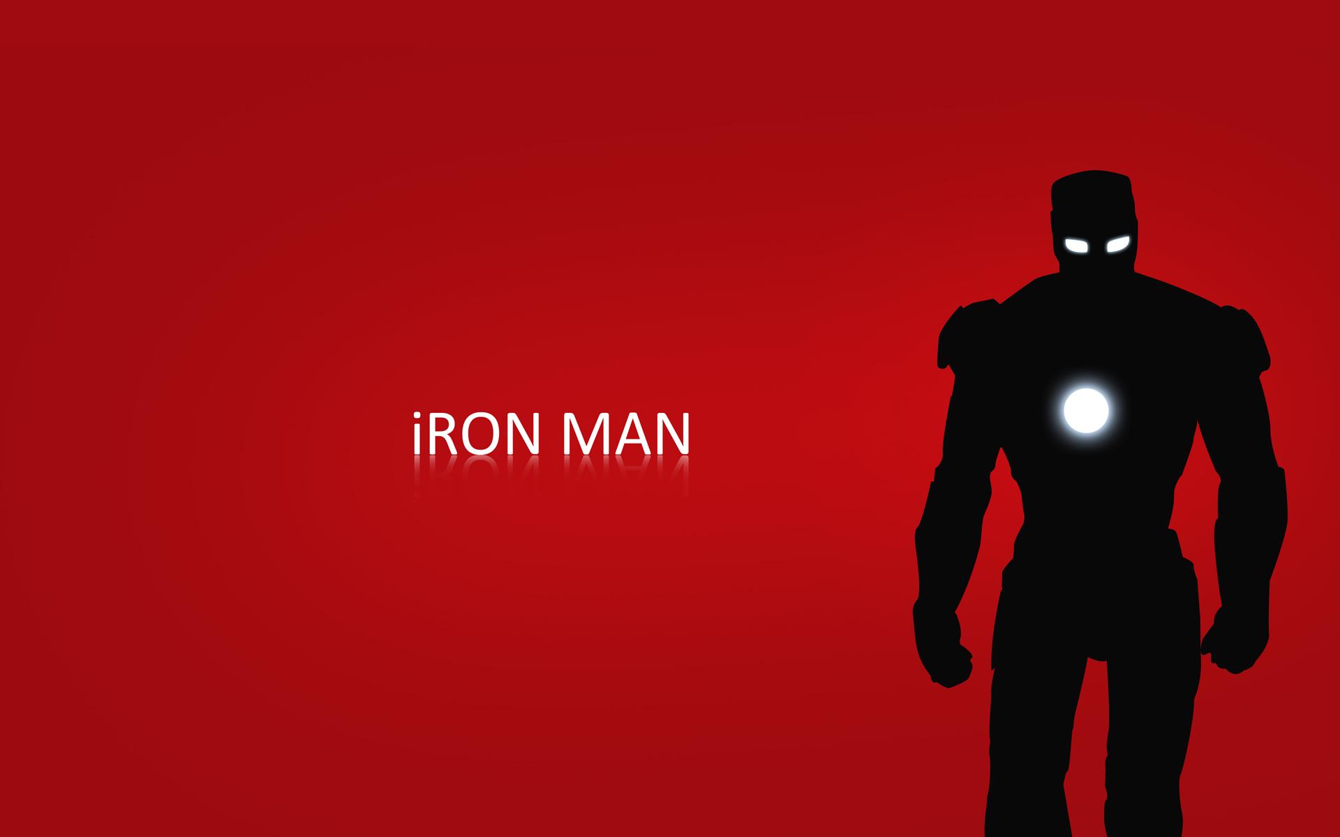 Iron Man Red Wallpaper 220107