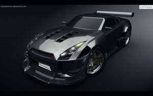 Nissan R35 GT-RX Warrior by TheSaladMan