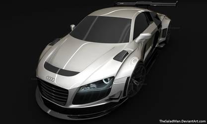 Audi R8 GRX Studio.