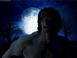 Beware... the Moon by KaanaMoonshadow
