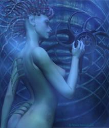 Medusa by KaanaMoonshadow