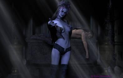 Lavendra-Daughter of the Night