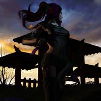 Twilight by KaanaMoonshadow