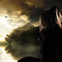 Dragon Warrior by KaanaMoonshadow