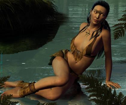 The Seer - Swimsuit Edition