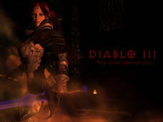 Diablo III by KaanaMoonshadow