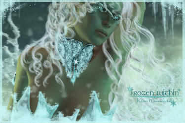 Frozen within by KaanaMoonshadow
