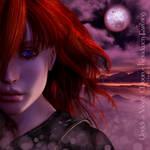 Under a Violet Moon - Keridwen