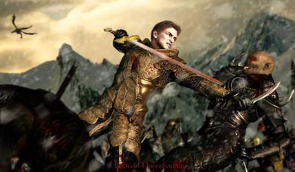 Dragon Age - Alistair by KaanaMoonshadow