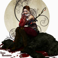 Dragon Age - Red Amell