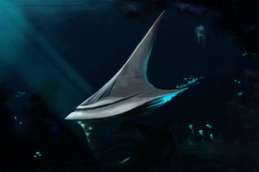 Underwater Love by KaanaMoonshadow