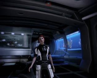 Shepard I by KaanaMoonshadow