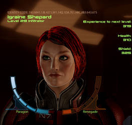 Shepard II by KaanaMoonshadow