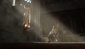 Baerfried, Knight of Rondra