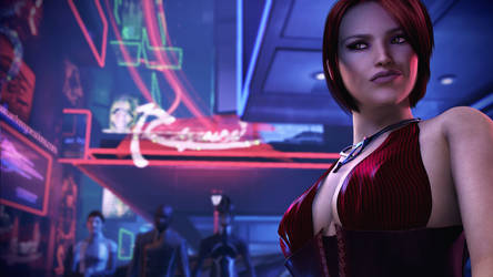 Mass Effect - Casino Royale by KaanaMoonshadow