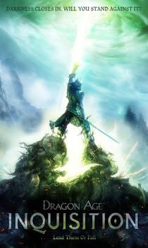 Dragon Age Inquistion - Poster