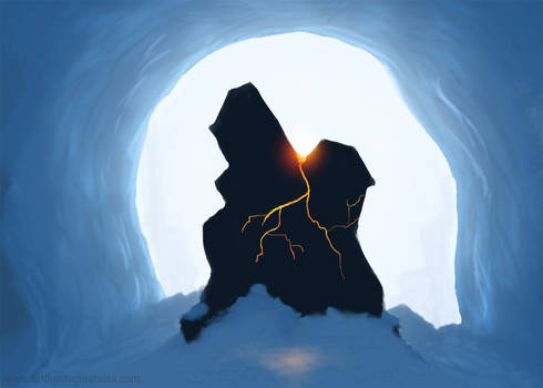 02 Icy Cave