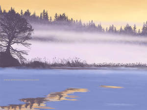 07 Frozen Lake