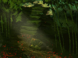08 Stone Path by KaanaMoonshadow
