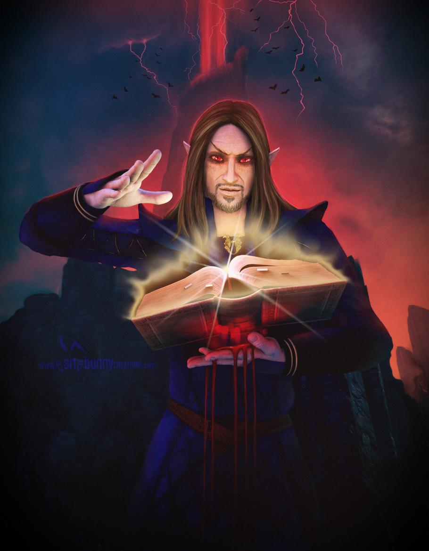 Verandis Ravenwatch by KaanaMoonshadow