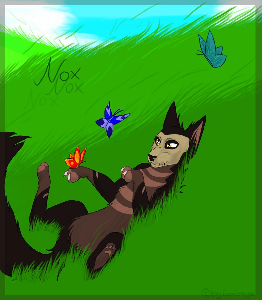 ..::RQ *Nebelauge*::.. by Foxinaya