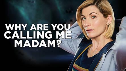 [SPOILERY] Madam Desktop [Thirteenth Doctor]