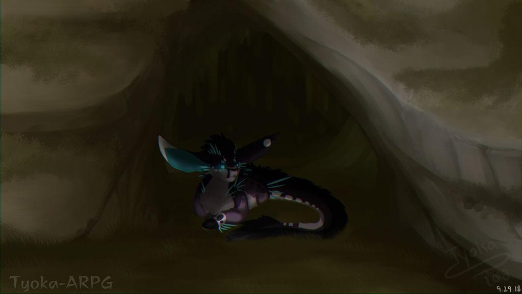 Cave Sitting