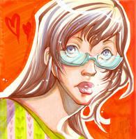 - Glasses - by Sakuli