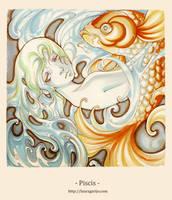 - Piscis - by Sakuli