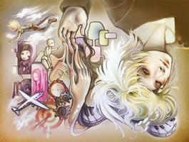 Touching my dreams by Sakuli