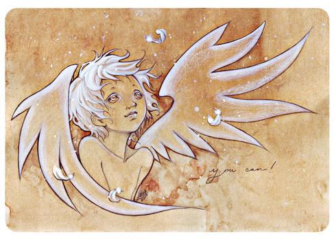 - A little angel -