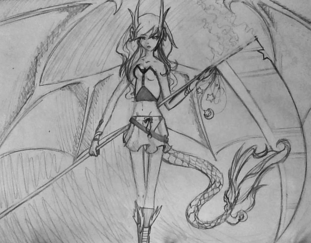 Luna OC Again by DragonSoul48