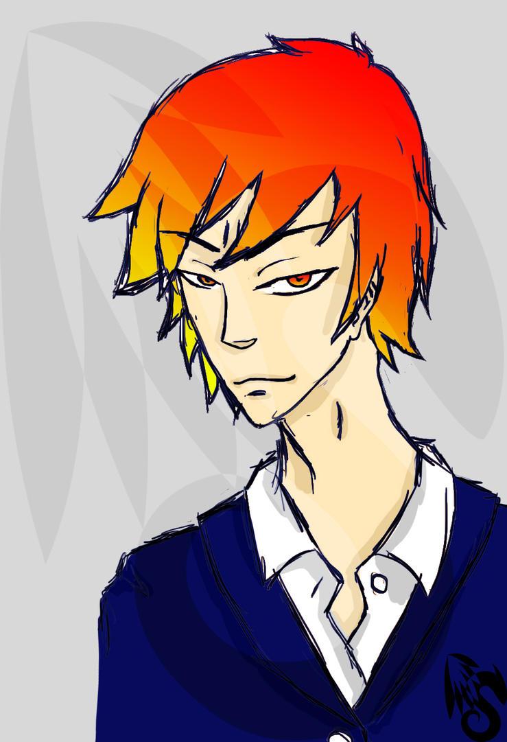 Leon by DragonSoul48