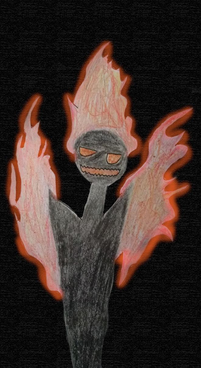 Dyloin the Demon by irinacimerman