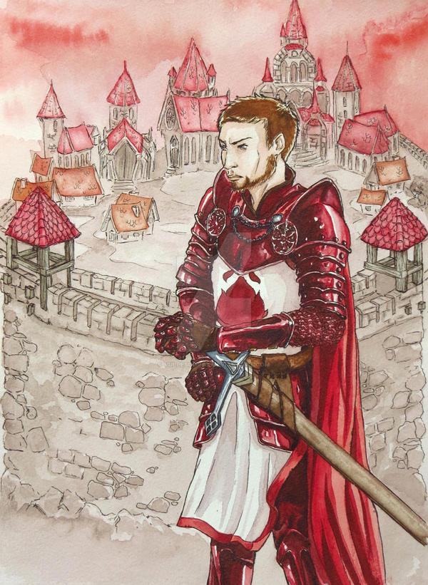 Angus Bodkin by marianus