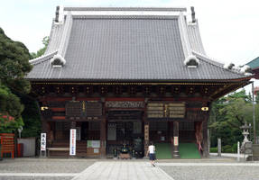 Komyodo Hall by juanmah