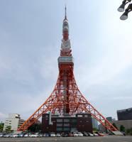Tokyo Tower by juanmah