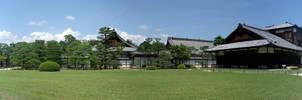 Nijo-jo Niromaru Garden