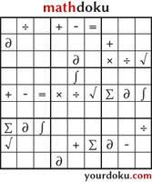mathdoku by juanmah