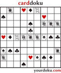 cardoku spades royal flush