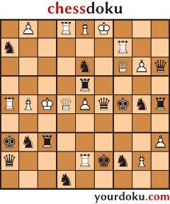chessdoku